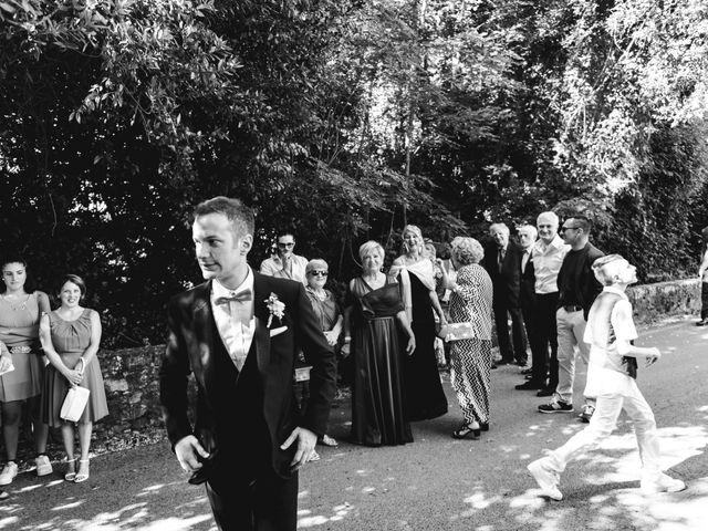 Il matrimonio di Matteo e Francesca a Lucca, Lucca 57