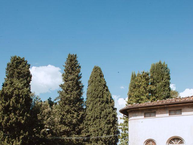 Il matrimonio di Matteo e Francesca a Lucca, Lucca 59