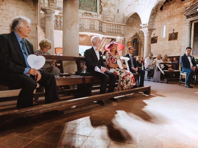 Il matrimonio di Matteo e Francesca a Lucca, Lucca 63