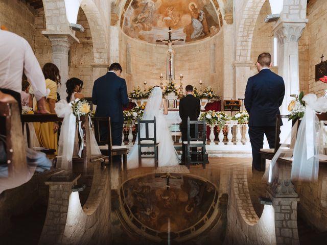 Il matrimonio di Matteo e Francesca a Lucca, Lucca 66