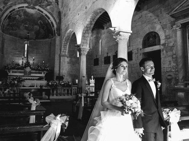 Il matrimonio di Matteo e Francesca a Lucca, Lucca 71
