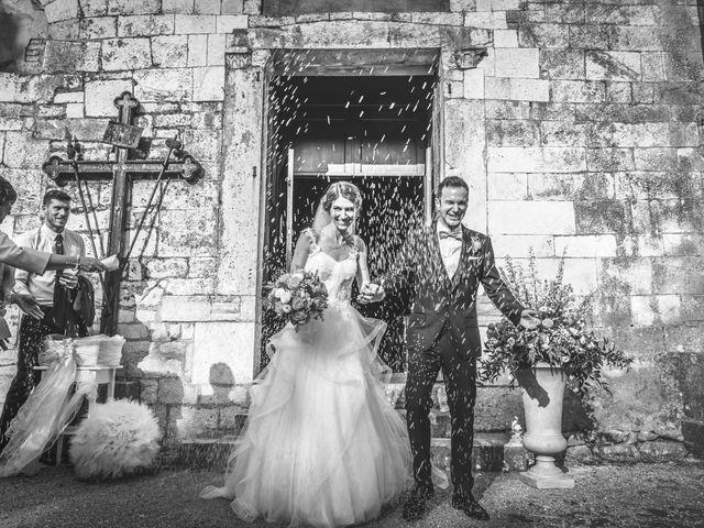 Il matrimonio di Matteo e Francesca a Lucca, Lucca 72