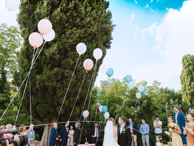 Il matrimonio di Matteo e Francesca a Lucca, Lucca 75