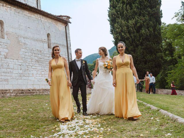 Il matrimonio di Matteo e Francesca a Lucca, Lucca 76