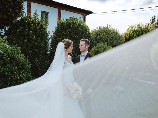 Il matrimonio di Matteo e Francesca a Lucca, Lucca 79