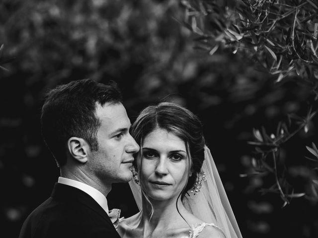 Il matrimonio di Matteo e Francesca a Lucca, Lucca 85