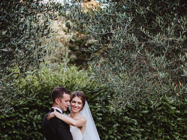 Il matrimonio di Matteo e Francesca a Lucca, Lucca 86