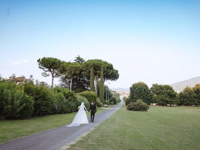 Il matrimonio di Matteo e Francesca a Lucca, Lucca 87