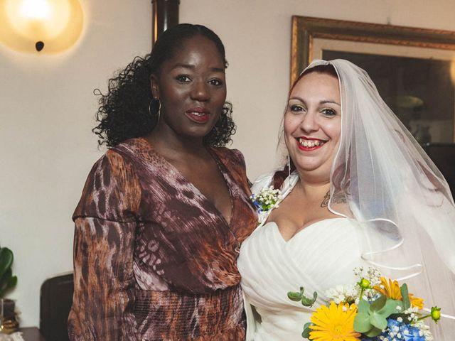 Il matrimonio di Rocco e Marianna a Cusio, Bergamo 74