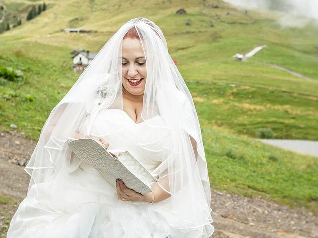 Il matrimonio di Rocco e Marianna a Cusio, Bergamo 99