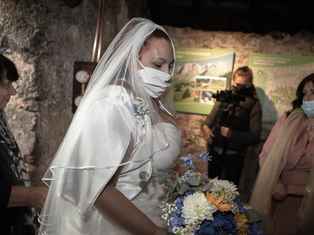 Il matrimonio di Rocco e Marianna a Cusio, Bergamo 104