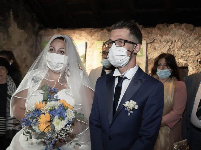 Il matrimonio di Rocco e Marianna a Cusio, Bergamo 105