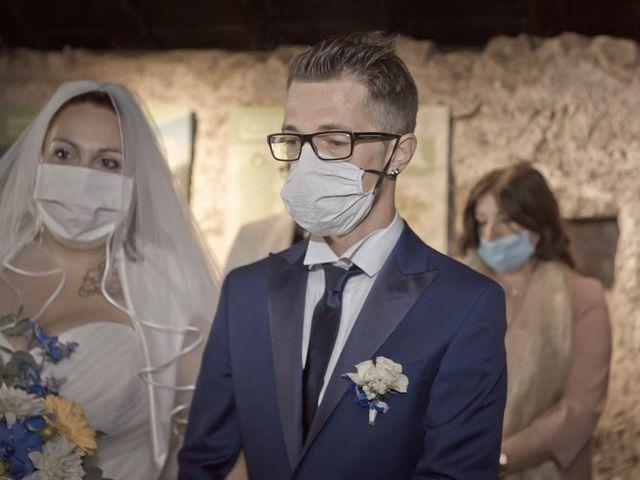Il matrimonio di Rocco e Marianna a Cusio, Bergamo 107