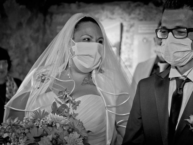 Il matrimonio di Rocco e Marianna a Cusio, Bergamo 108