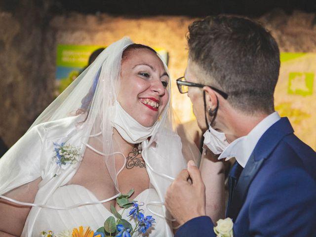 Il matrimonio di Rocco e Marianna a Cusio, Bergamo 109