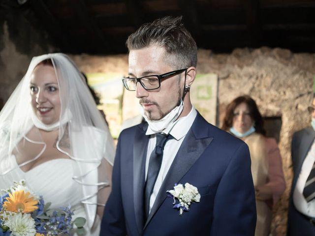 Il matrimonio di Rocco e Marianna a Cusio, Bergamo 111