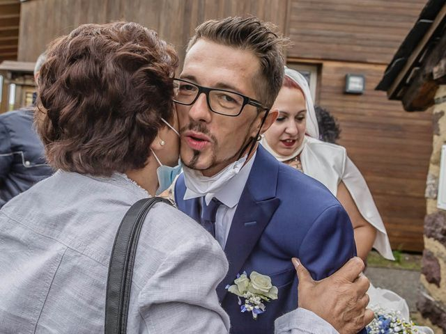 Il matrimonio di Rocco e Marianna a Cusio, Bergamo 113