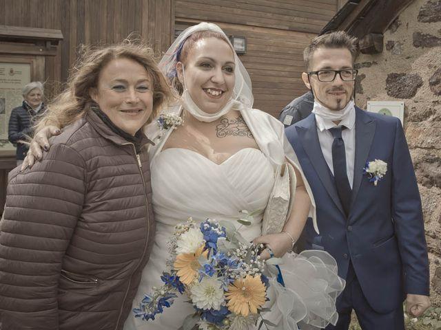 Il matrimonio di Rocco e Marianna a Cusio, Bergamo 118