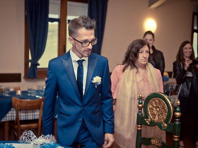 Il matrimonio di Rocco e Marianna a Cusio, Bergamo 125