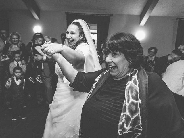 Il matrimonio di Rocco e Marianna a Cusio, Bergamo 127