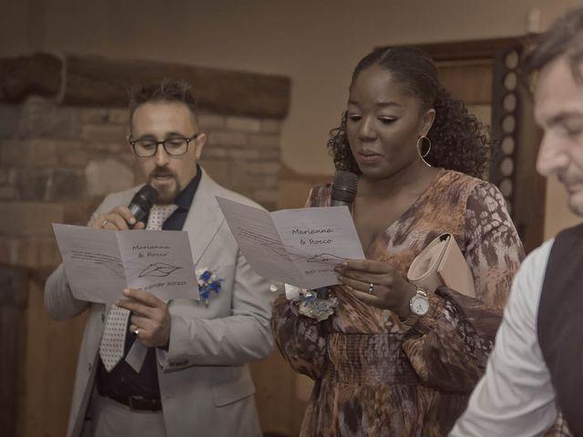 Il matrimonio di Rocco e Marianna a Cusio, Bergamo 132