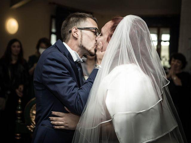 Il matrimonio di Rocco e Marianna a Cusio, Bergamo 140