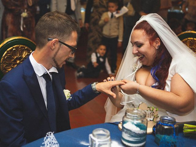 Il matrimonio di Rocco e Marianna a Cusio, Bergamo 145