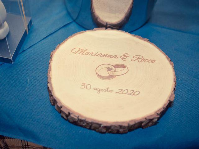 Il matrimonio di Rocco e Marianna a Cusio, Bergamo 147