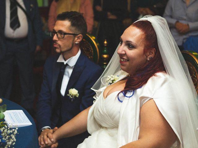Il matrimonio di Rocco e Marianna a Cusio, Bergamo 148