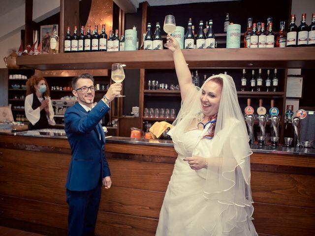 Il matrimonio di Rocco e Marianna a Cusio, Bergamo 152