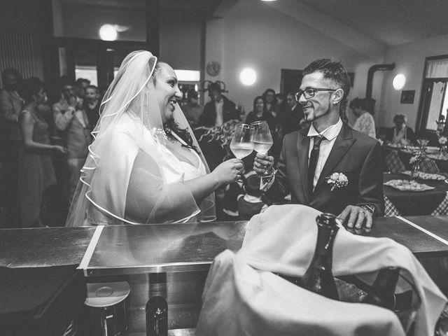 Il matrimonio di Rocco e Marianna a Cusio, Bergamo 153