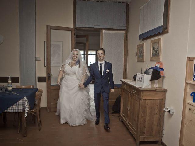 Il matrimonio di Rocco e Marianna a Cusio, Bergamo 164