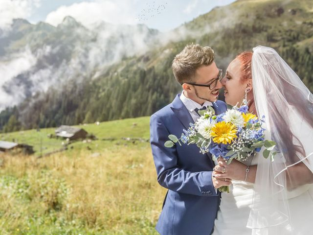 Il matrimonio di Rocco e Marianna a Cusio, Bergamo 180
