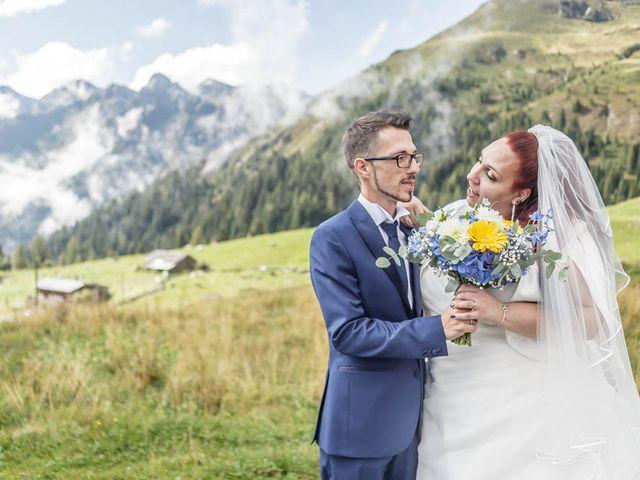 Il matrimonio di Rocco e Marianna a Cusio, Bergamo 200