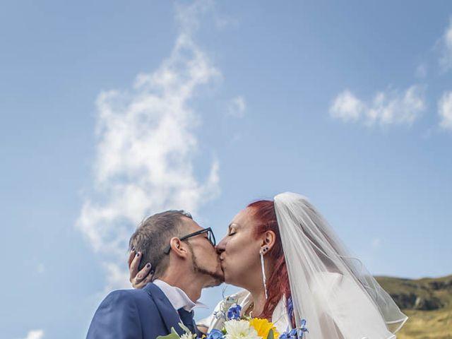 Il matrimonio di Rocco e Marianna a Cusio, Bergamo 201