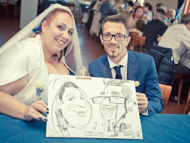 Il matrimonio di Rocco e Marianna a Cusio, Bergamo 214