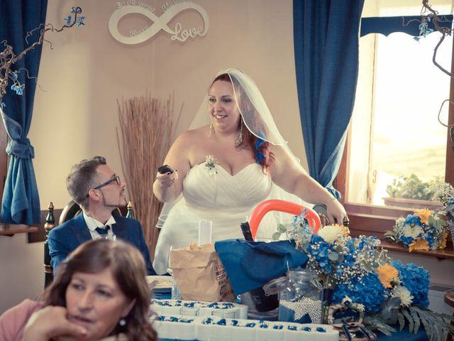 Il matrimonio di Rocco e Marianna a Cusio, Bergamo 219