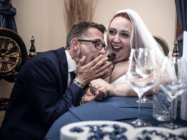 Il matrimonio di Rocco e Marianna a Cusio, Bergamo 224