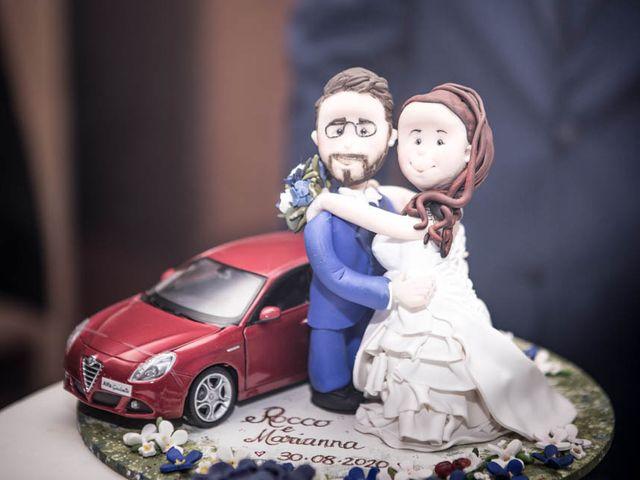 Il matrimonio di Rocco e Marianna a Cusio, Bergamo 232