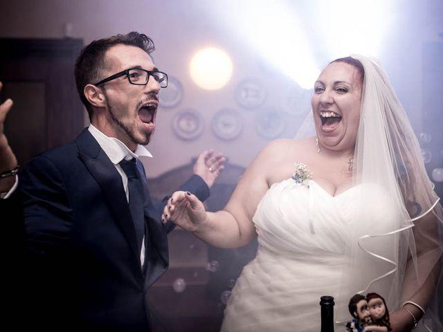 Il matrimonio di Rocco e Marianna a Cusio, Bergamo 235