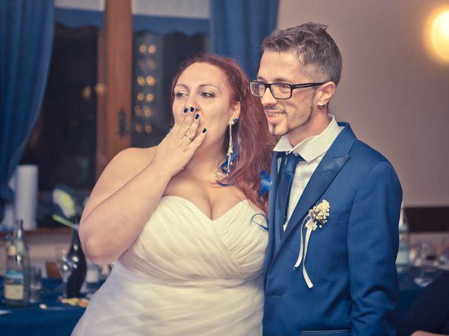 Il matrimonio di Rocco e Marianna a Cusio, Bergamo 282