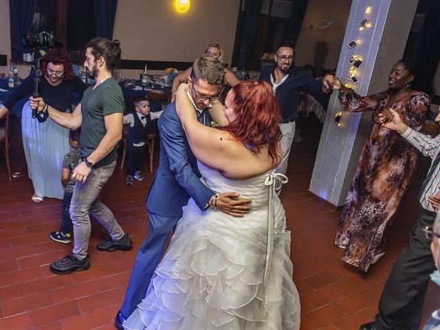 Il matrimonio di Rocco e Marianna a Cusio, Bergamo 297
