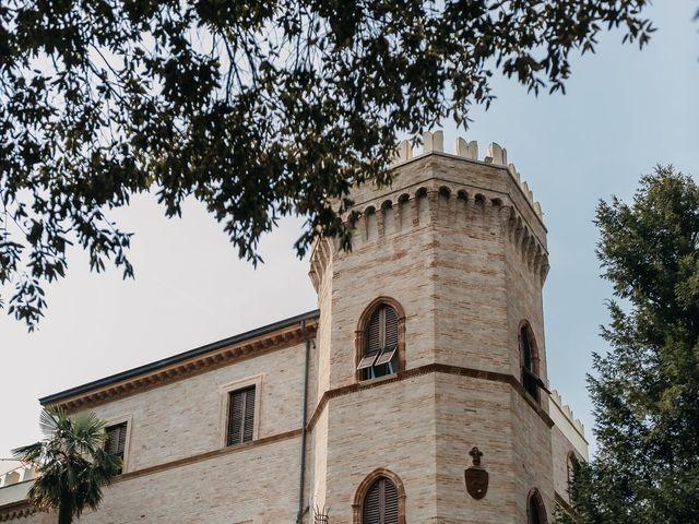 Il matrimonio di Sara e Michele a Fano, Pesaro - Urbino 3