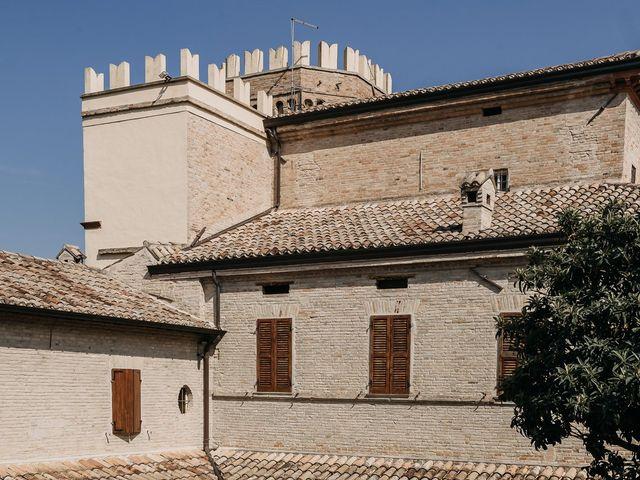 Il matrimonio di Sara e Michele a Fano, Pesaro - Urbino 5