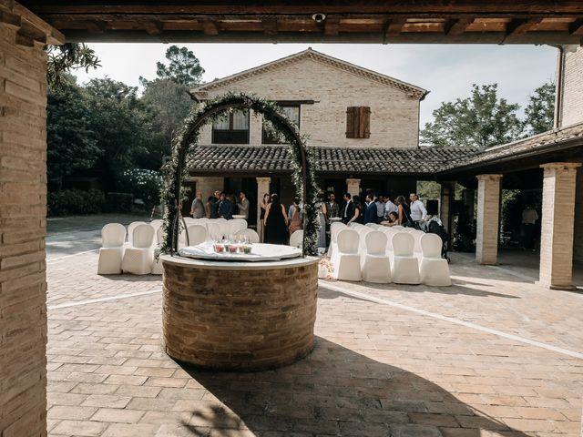Il matrimonio di Sara e Michele a Fano, Pesaro - Urbino 18