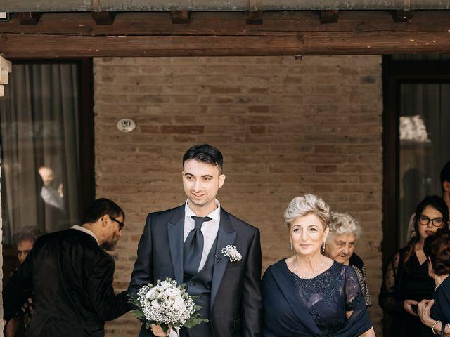 Il matrimonio di Sara e Michele a Fano, Pesaro - Urbino 20