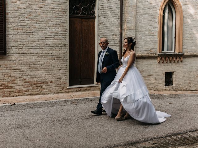 Il matrimonio di Sara e Michele a Fano, Pesaro - Urbino 32