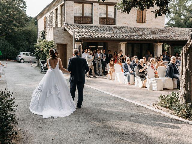 Il matrimonio di Sara e Michele a Fano, Pesaro - Urbino 33