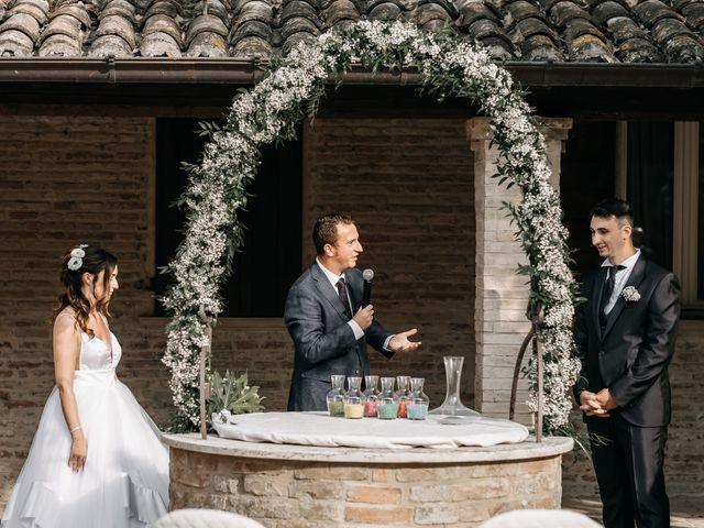 Il matrimonio di Sara e Michele a Fano, Pesaro - Urbino 35