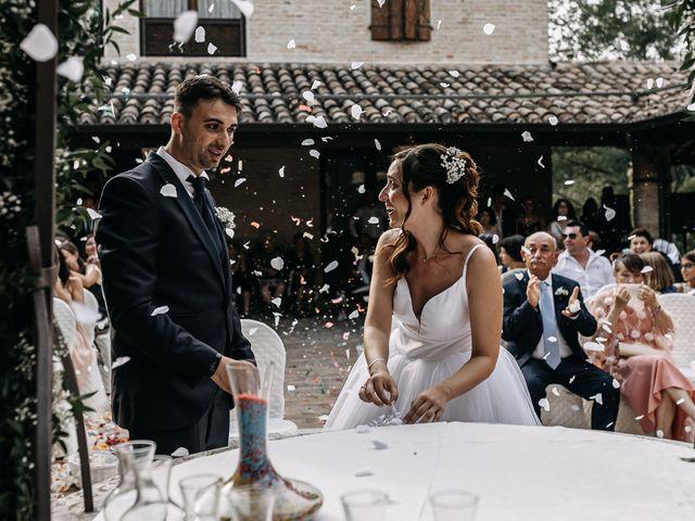 Il matrimonio di Sara e Michele a Fano, Pesaro - Urbino 37